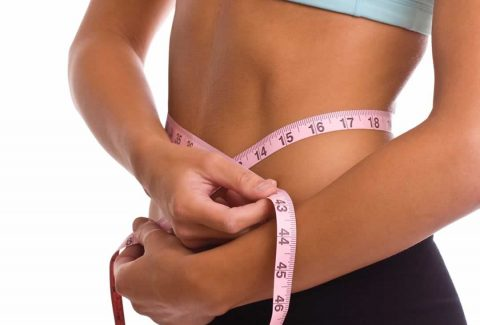 weight loss tape measure inches lost